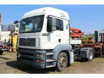 Tractor unit MAN TGA 18440 Getriebe Schaden