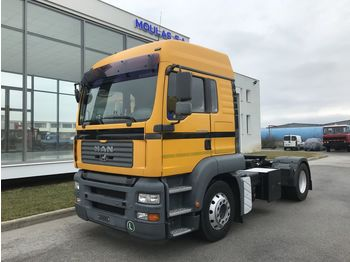 MAN TGA 18.390 ADR + INTARDER - tractor unit