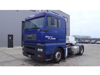 MAN TGA 18.390 (MANUAL GEARBOX / BOITE MANUELLE) - tractor unit
