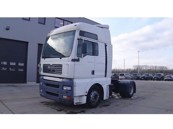 MAN TGA 18.410 (MANUAL PUMP AND GEARBOX) - tractor unit