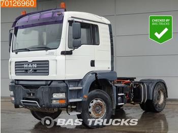 MAN TGA 18.430 4X2 Manual Hydraulik Intarder Big-Axle Euro 3 - وحدة جر