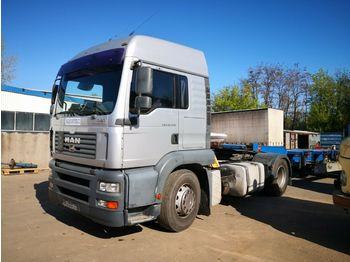 MAN TGA 18.430 Kipphydraulik  - tractor unit