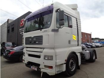 Tractor unit MAN TGA 18.430 xlx hydraulic