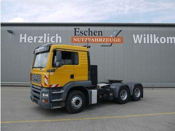 Tractor unit MAN TGA 26.430 6x4 BLS, 6x4, Schalter, Kipphydr.