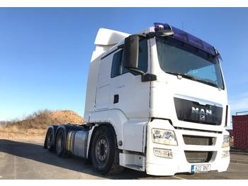 MAN TGS26.480 2-way hydraulic  - tractor unit