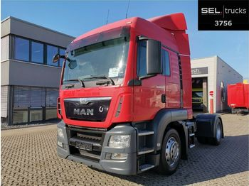 MAN TGS 18.400 4x2 BLS-TS / Intarder / German  - tractor unit