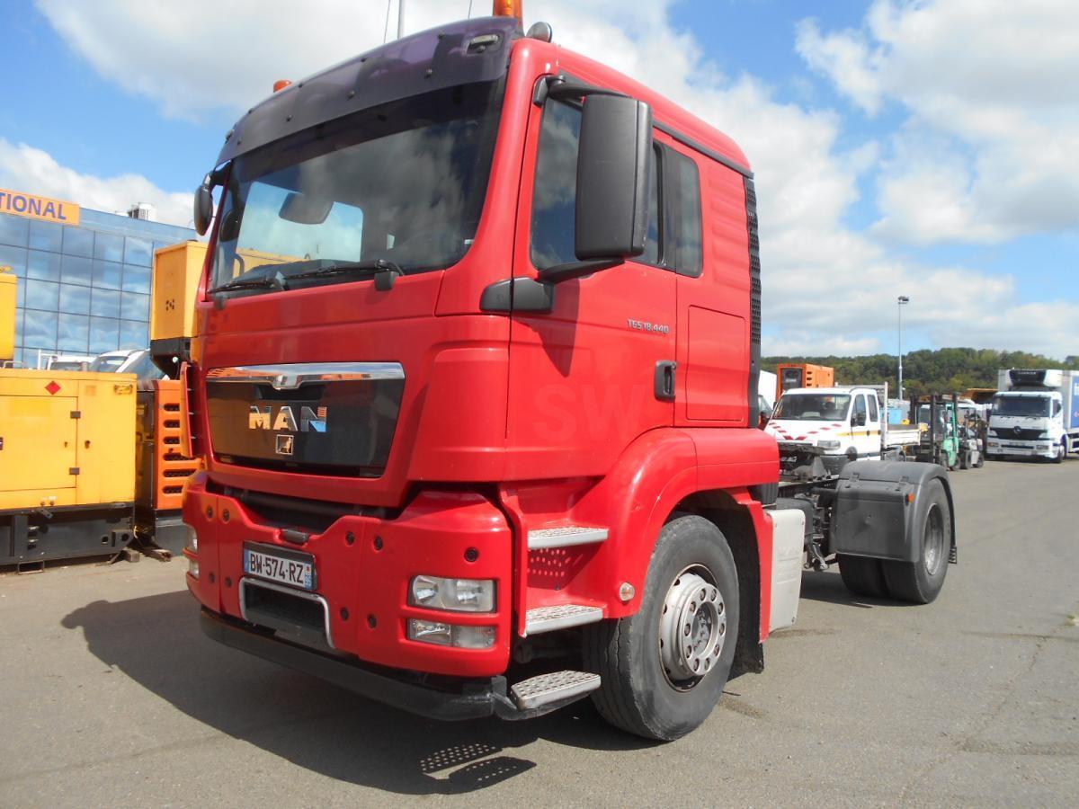 tractor unit MAN TGS 18.440