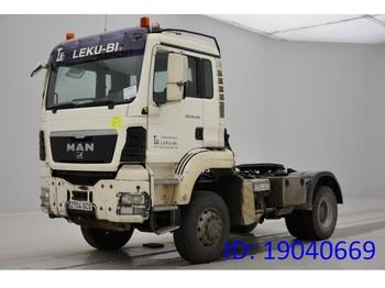 Tractor unit MAN TGS 18.440 - 4x4