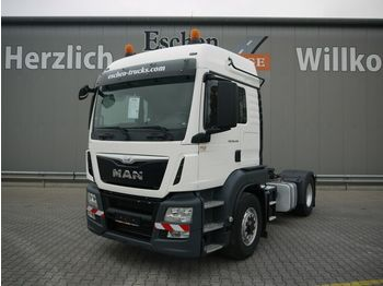 Tractor unit MAN TGS 18.440 4x4 H BLS, EUR6, Kipphydr.,Pritarder