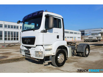 MAN TGS 18.480 4x4H  - tractor unit