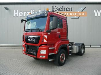 Tractor unit MAN TGS 18.480 4x4H BL*Kipphydr*Intarder*Klima*1Hand