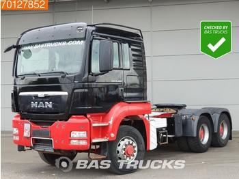 MAN TGS 26.440 6X6 HydroDrive Big-Axle Manual Hydraulik Euro 5 - tractor unit