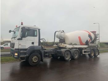 MAN TGS 33.400 6x4 + DE BUF - tractor unit