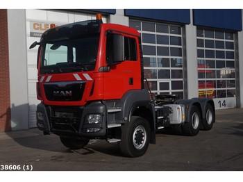 MAN TGS 33.480 BLS 6x6 Intarder Hydrauliek - tractor unit