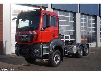 Tractor unit MAN TGS 33.480 BLS 6x6 Intarder Hydrauliek