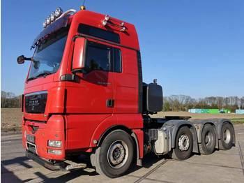 Tractor unit MAN TGX41.540: picture 1