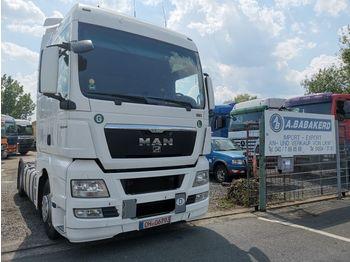Tractor unit MAN TGX 18440 XXL Euro5: picture 1