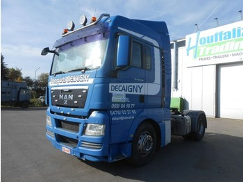 Tractor unit MAN TGX 18.400 - manual gearbox - Euro 4