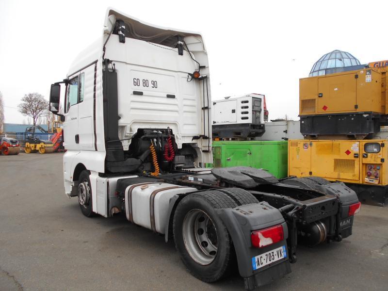 tractor unit MAN TGX 18.440