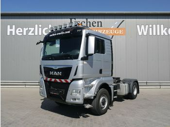 Tractor unit MAN TGX 18.440 4x4 H BLS*Kipphydr.*1.Hand*Klima*EU6