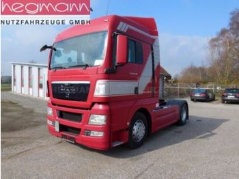 MAN TGX 18.440 BLS, Euro 5 EEV, Intarder, deutsch  - tractor unit