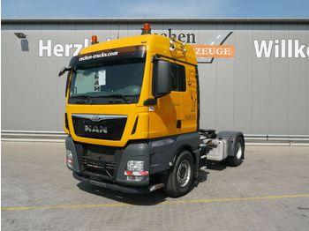 Tractor unit MAN TGX 18.440 BLS XLX, Kipphydr., Klima, 1.Hand
