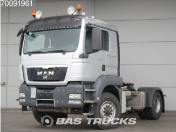 Tractor unit MAN TGX 18.440 L 4X4 Manual 4x4 Hydraulik HydroDrive Euro 5 German-Truck