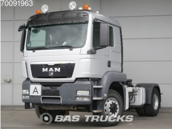 Tractor unit MAN TGX 18.440 L 4X4 Manual 4x4 Hydraulik HydroDrive Euro 5 German-Truck: picture 1