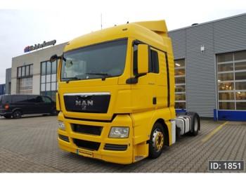 شاحنة جرار MAN TGX 18.440 XLX, Euro 4: صور 1