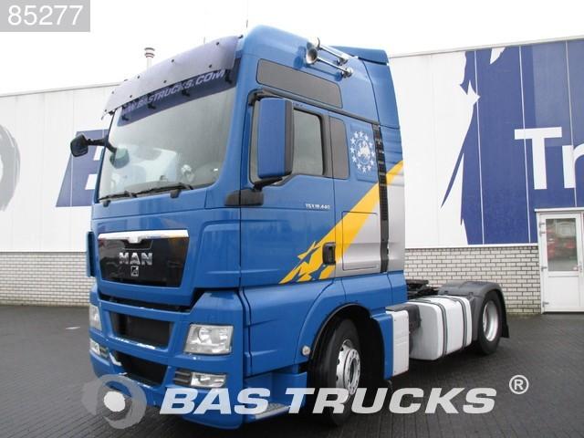 Tractor unit MAN TGX 18 440 XXL Voith-Retarder Euro 5 German-Truc - Truck1  ID: 1567543