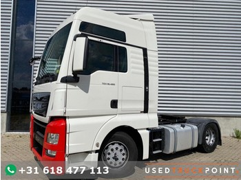 MAN TGX 18.480 XXL BLS / Intarder / New Tires / Euro 6 - وحدة جر