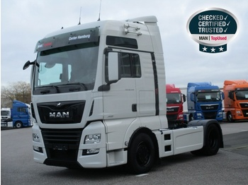 Tractor unit MAN TGX 18 540 4X2 LLS (XXL,Leder,Navi,D38) - Truck1 ID:  3448125