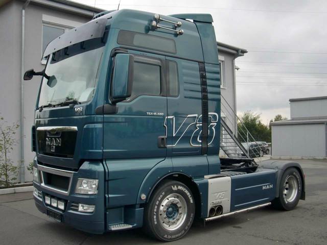 Tractor unit MAN TGX 18 680 BLS V8 EEV XXL - Truck1 ID: 1065066