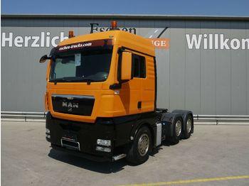 Tractor unit MAN TGX 26.440 6x2/4 BL*XLX*Intarder*Lift/Lenk*1Hand