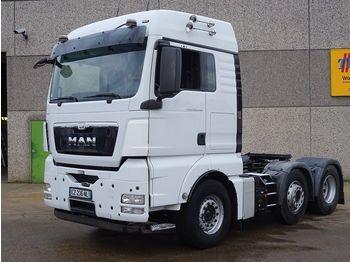 Tractor unit MAN TGX 26.540 6X2