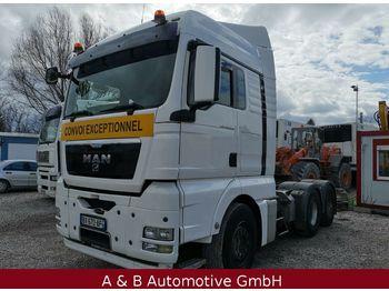 MAN TGX 33.540 XLX * 6x4 Automatik * Retarder * EUR5  - tractor unit