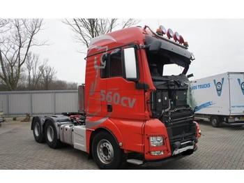 Tractor unit MAN TGX 33.560 / AUTOMATIC / RETARDER / EURO-6 / 6X4 /