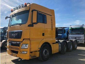 Tractor unit MAN TGX 41-540 8X4 160 TON