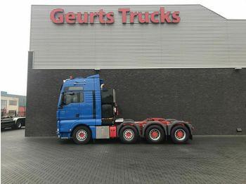 Tractor unit MAN TGX 41 540 8X4 180 TONNER