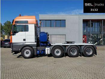 Tractor unit MAN TGX 41.540 8x4/4 / Manual /Standklima /Intarder
