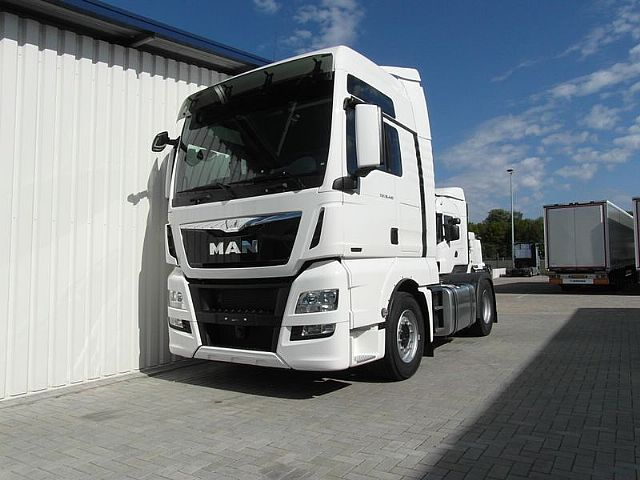 man tgx 440 tractor unit from netherlands for sale at. Black Bedroom Furniture Sets. Home Design Ideas