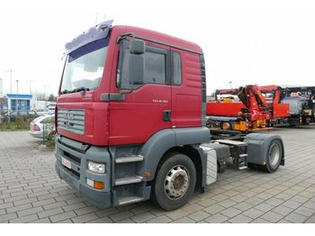 Tractor unit MAN TG-A 18.390 Sattelzugmaschine 1. Hand