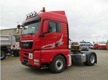 Tractor unit MAN TG-X 18.480 4x4H Sattelzugmaschine Top Zustand