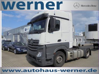 MERCEDES-BENZ 1845 LS Bigspace 2 Tanks Abstand Active Brake - tractor unit