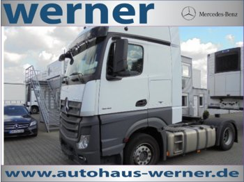 MERCEDES-BENZ 1845 LS  Bigspace High Performance 2 Tanks - tractor unit