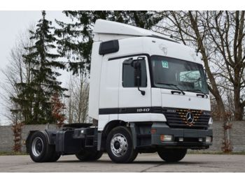 Tractor unit MERCEDES-BENZ ACTROS 1840 1997 - Hydraulic