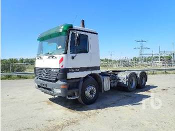 Tractor unit MERCEDES-BENZ ACTROS 2643 6x4