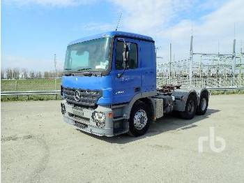 MERCEDES-BENZ ACTROS 2644 6x4 Sleeper - tractor unit