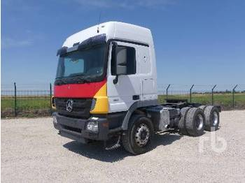 MERCEDES-BENZ ACTROS 3336 6x4 - tractor unit