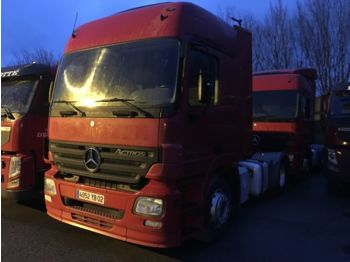 MERCEDES-BENZ Actros 1844 - tractor unit